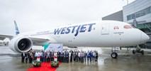 Kanadyjski WestJet odebrał pierwszego Dreamlinera