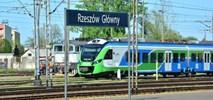 Osiem pociągów z Rzeszowa do lotniska w Jasionce