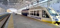 Kijów: Pociągi na lotnisko Boryspol przewiozły 200 tys. pasażerów