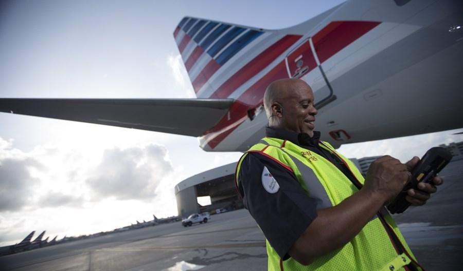 American Airlines z pierwszym lotem all cargo od 36 lat