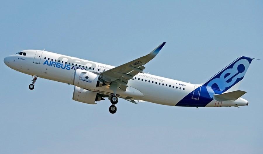 Airbus: Marcowe zestawienia zamówień i dostaw. Dostosowanie produkcji do środowiska COVID-19