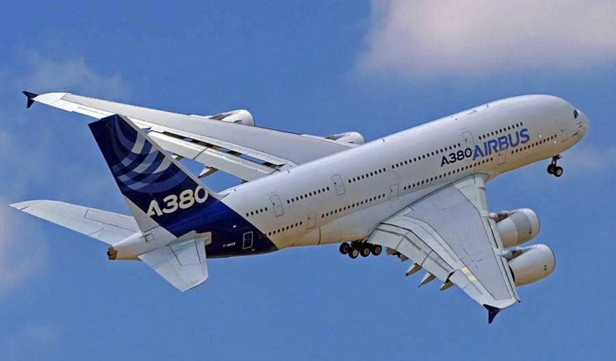 COVID19: Większość airbusów A380 może nie powrócić już do latania