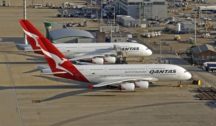 Qantas reaktywują A380 w trzy miesiące, jak wróci popyt w 2024 roku