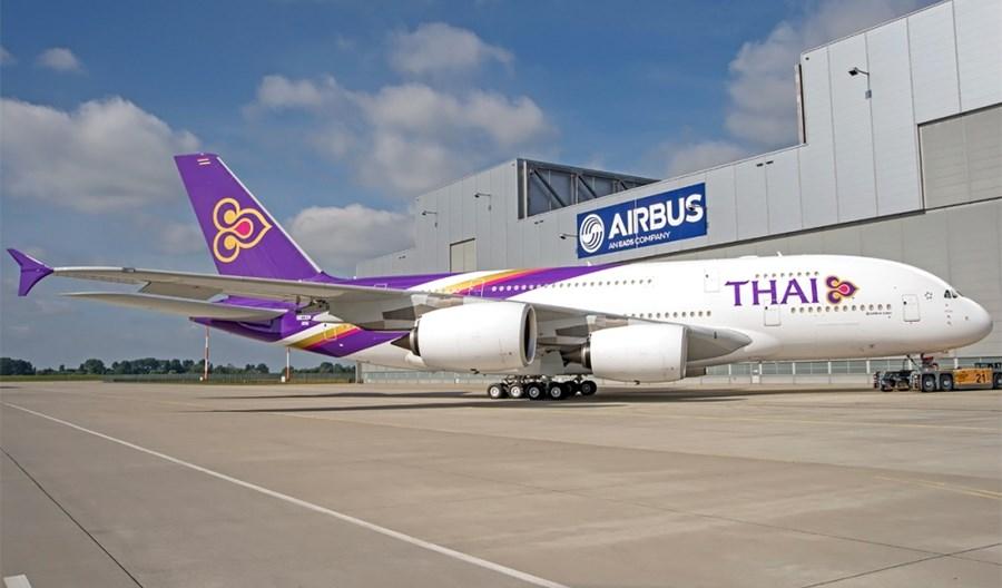 Thai Airways zawiesiła do września loty międzynarodowe