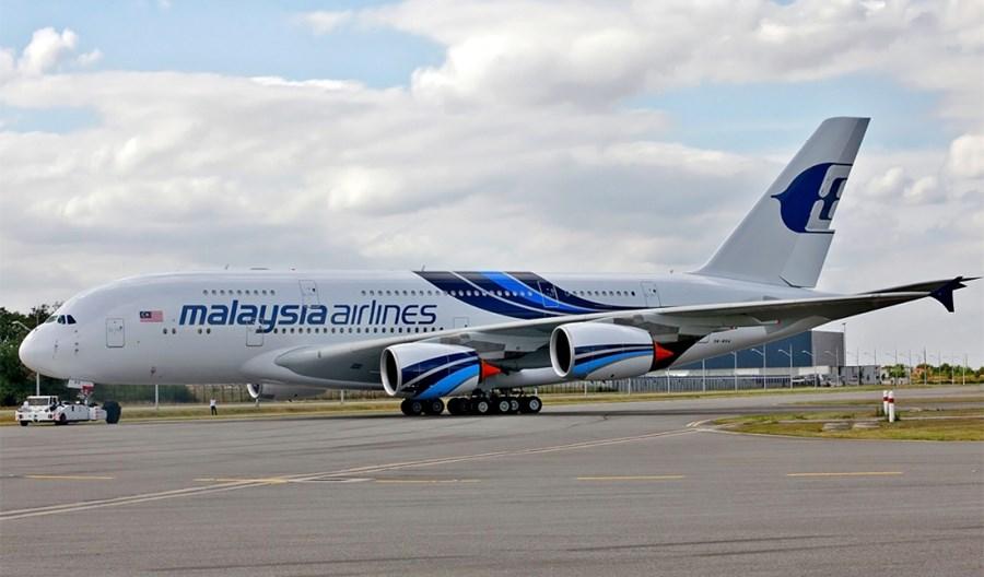 Malaysia Airlines wycofają z floty wszystkie A380