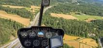 PKP PLK rozważa zakup helikoptera do monitorowania inwestycji