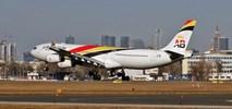 Airbus A340 Air Belgium poleci dla LOT-u
