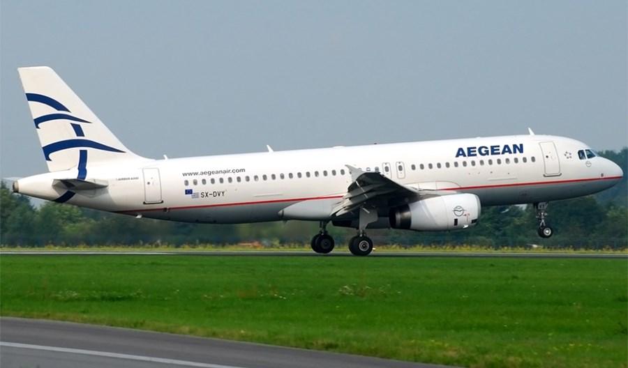 Aegean Airlines zawiesiły loty międzynarodowe
