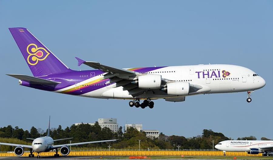 Thai Airways bez połączeń międzynarodowych aż do grudnia?