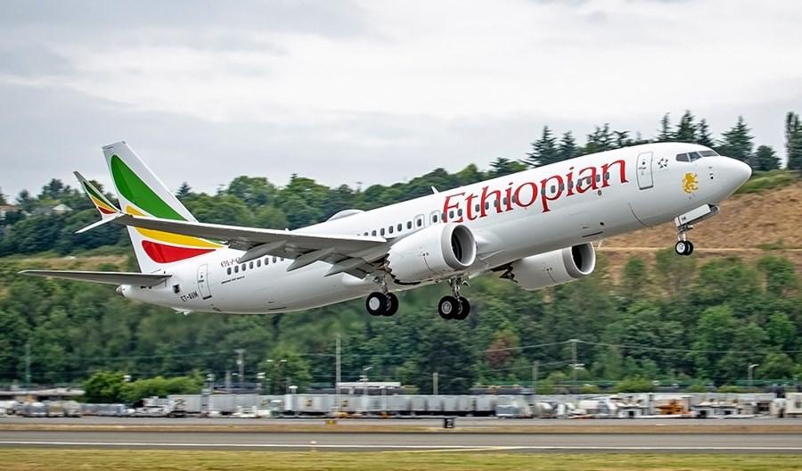 Etiopski raport obwinia Boeinga o katastrofę samolotu 737 MAX