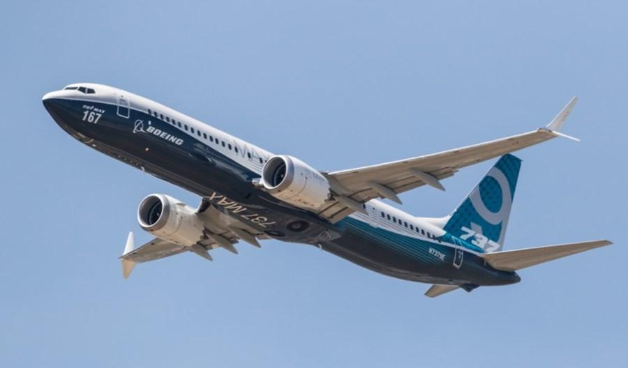 Boeing: Zamówienia netto na plusie po raz pierwszy od ponad roku
