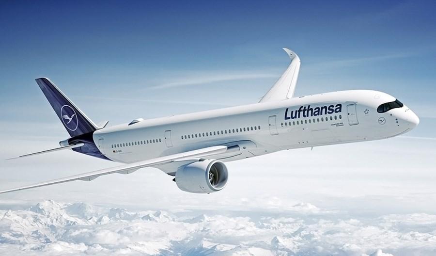 Lufthansa zamawia kolejne airbusy A350 i boeingi B787