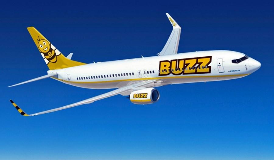 """Buzz szuka chętnych do pracy w boeingach 737 MAX! """"Najlepszy w branży grafik pracy"""""""