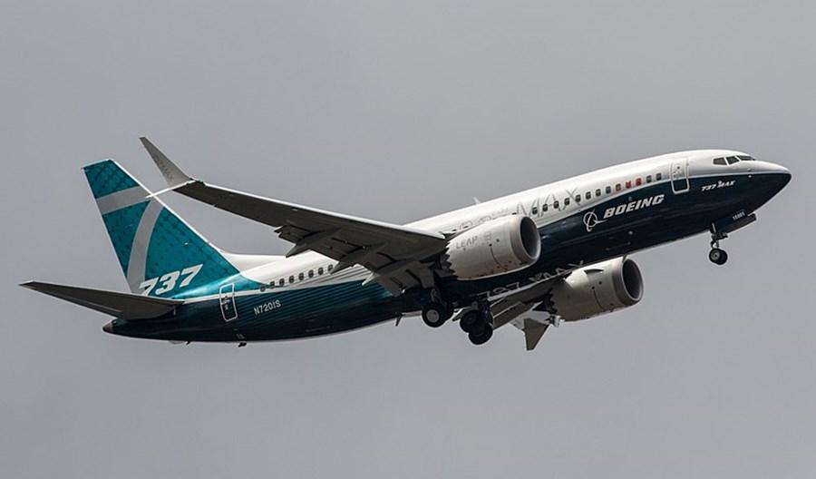 Boeing broni swoich decyzji dotyczących programu B737 MAX
