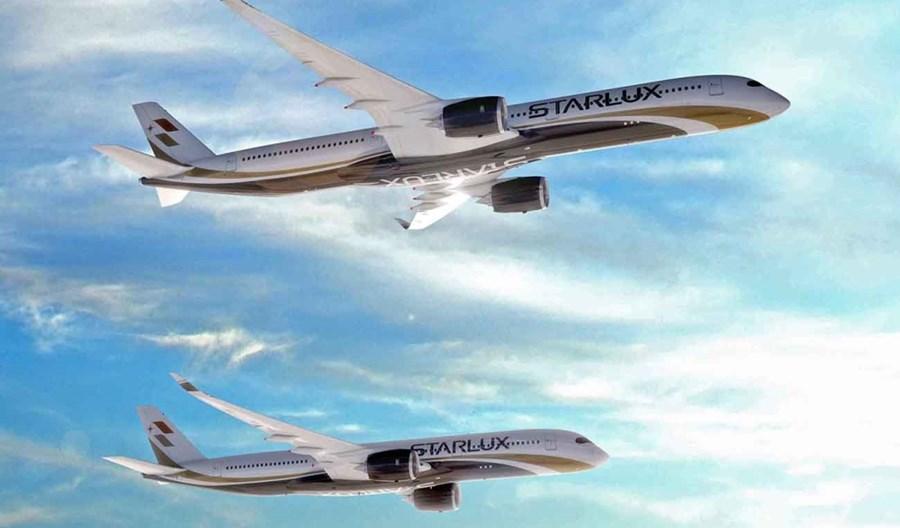 Starlux zamieni część A350-1000 na mniejsze A350-900