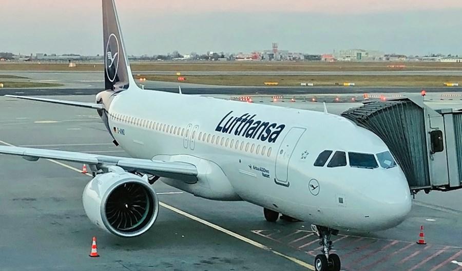 Lufthansa: Przychody na plusie. Grupa przewiezie 20 tys. pasażerów do domu