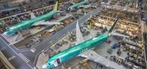 Boeing zmniejszy produkcję B737