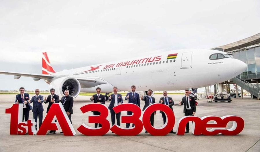 Air Mauritius podzieliły los Virgin Australia
