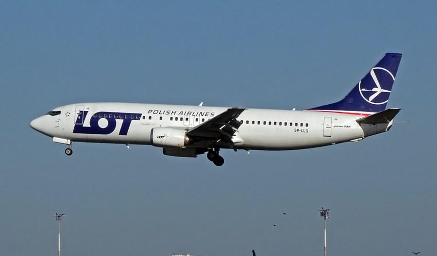 LOT pożegnał boeingi 737-400, które otrzymają drugie życie jako frachtowce [aktualizacja]