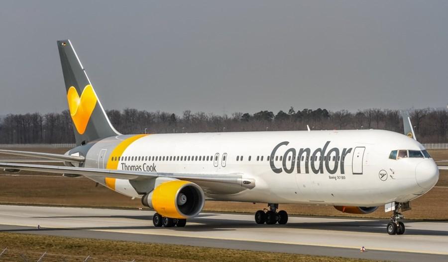 Ryanair wygrał kolejną sprawę w sądzie UE! Tym razem przegrał Condor