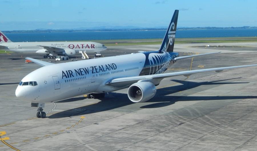 Koronawirus. Air New Zealand ogranicza liczbę pasażerów z zagranicy
