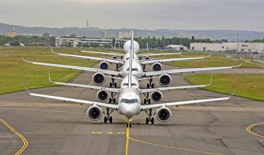 Airbus stracił w kwartale 481 mln euro, ale zyskał 290 zamówień