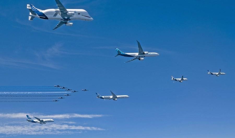 Airbus zredukuje w ciągu roku 15 tys. miejsc pracy. Cięcia ruszą jesienią