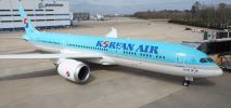 Korean Air potwierdza zakup kolejnych Dreamlinerów