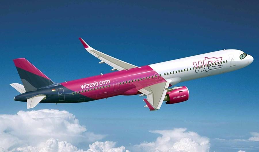 Wizz Air postawi odważniej na Gatwick i obsadzi tam Airbusy A321XLR