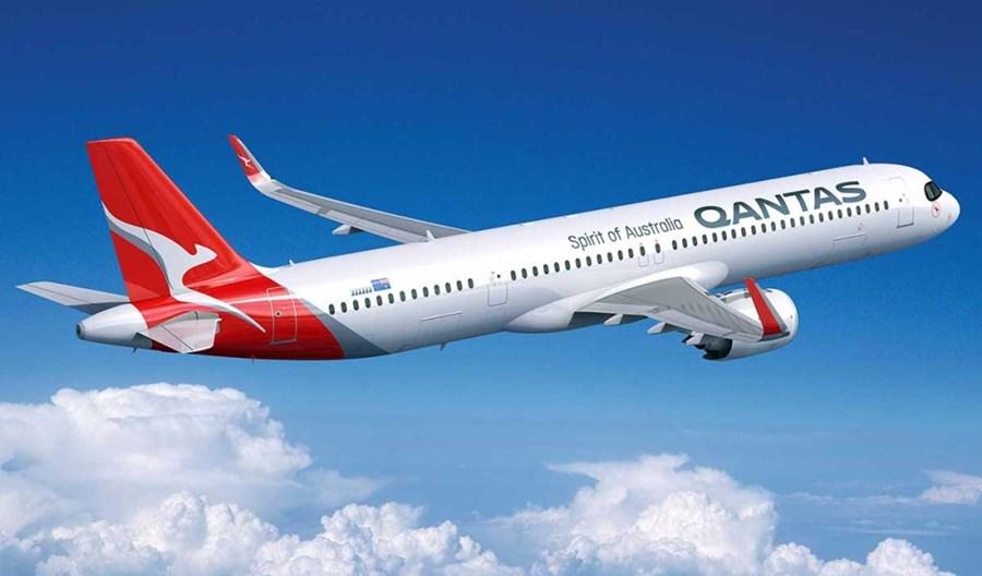 Qantas nie wznowi lotów międzynarodowych do lipca 2021 roku