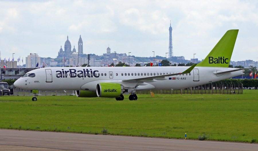 airBaltic: Koronawirus spowodował 185 mln euro straty w I połowie br.