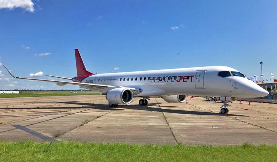 Mitsubishi Heavy Industries wstrzymuje rozwój programu SpaceJet