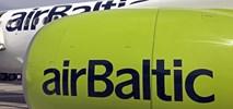 W 2020 r. liczba pasażerów airBaltic spadła o 73 proc.