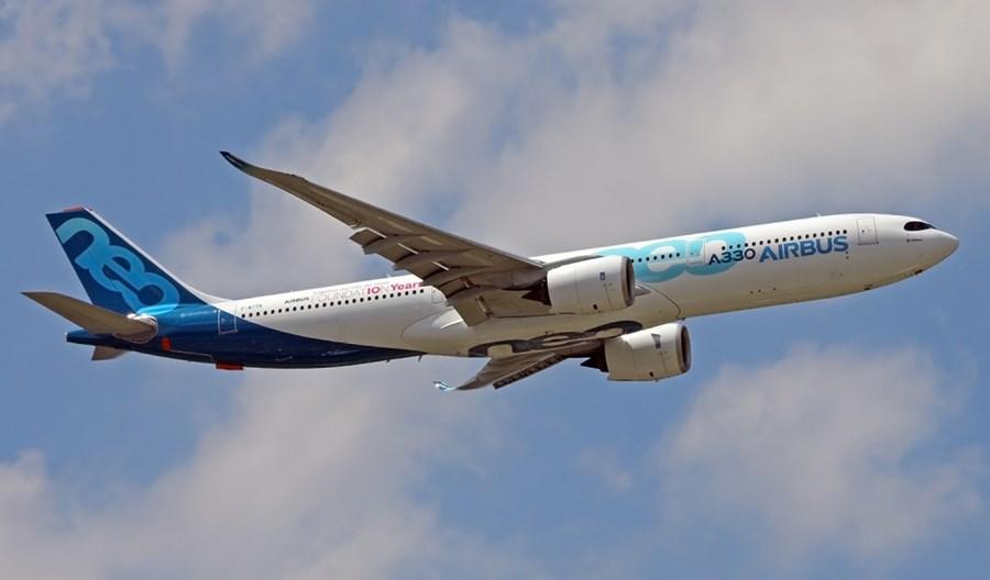 EASA wydała certyfikat dla A330-900neo ze zwiększoną MTOW do 251 ton