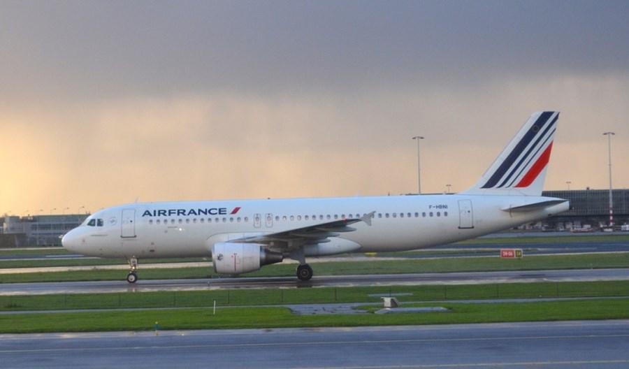 Air France-KLM: Więcej lotów do Chin po interwencji Francji