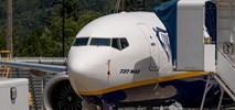 Ryanair spowolni przez uziemienie MAX-ów