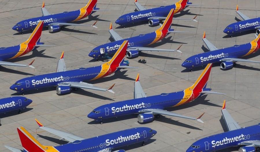 Southwest Airlines zwiększą zasięg w Kalifornii o dwa nowe porty