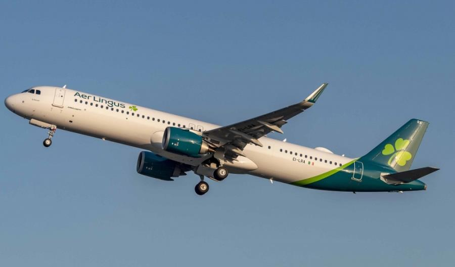 Cztery długie trasy Aer Lingus. Debiut rejsów z Manchesteru do USA