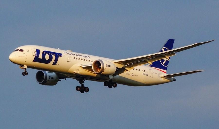 LOT: 15. Dreamliner prawie gotowy. Dwa kolejne w 2020 r.