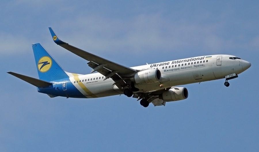 Ukraina: Tańsze opłaty za tranzyt i duży wzrost liczby lotów