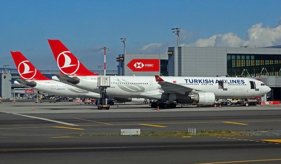 Turkish Airlines zawieszają większość lotów