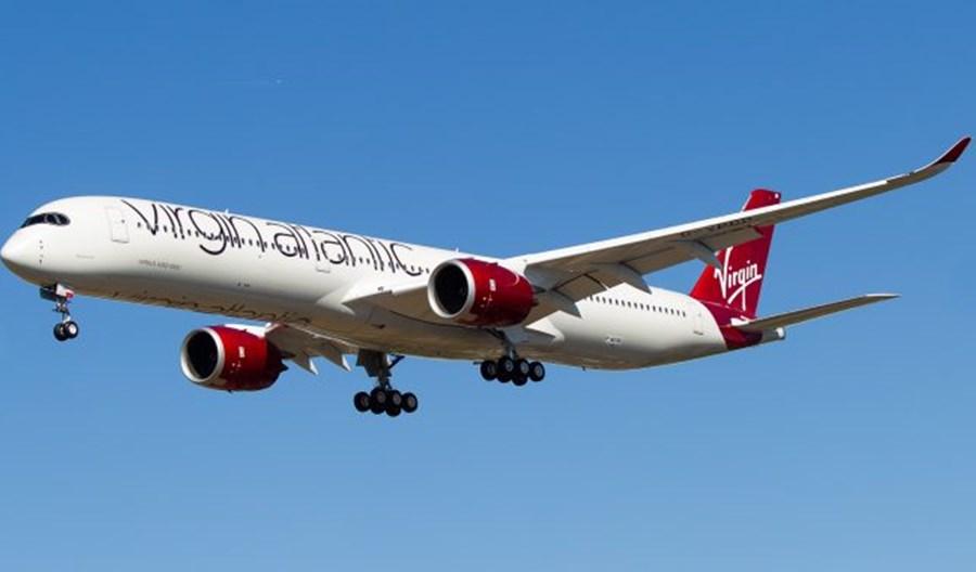 Virgin Atlantic opóźniają odbiory samolotów Airbusa