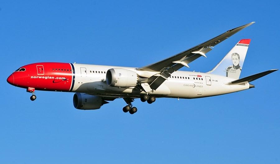 Norwegian uruchomi zimą siedem tras z Londynu. Wiosną loty trzy razy dziennie do Nowego Jorku