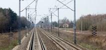Mikołów przeciwny linii kolejowej do CPK