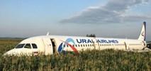 Moskwa: Awaryjne lądowanie A321 Ural Airlines