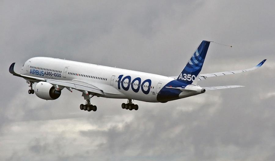 Największy spadek dostaw Airbusa od szesnastu lat