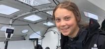 Greta Thunberg płynie (zamiast lecieć) do Nowego Jorku. Czy to ma sens?