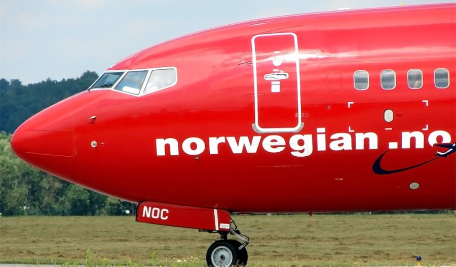 Spółki zależne wnioskują o upadłość linii Norwegian