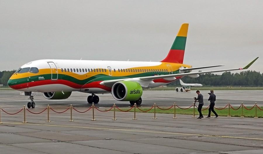 Wilno i Kijów połączy nowa trasa airBaltic