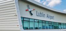 Lublin Airport: 12-proc. spadek we wrześniu